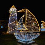 Крым зажигает новогодние огни