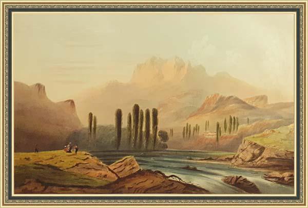 Карло Боссоли (1815 - 1884), долина Демерджи