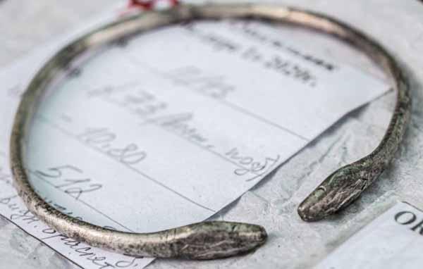браслет-змей