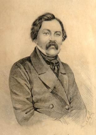 тимм-Vasily (Georg) Timm (1820-1895)