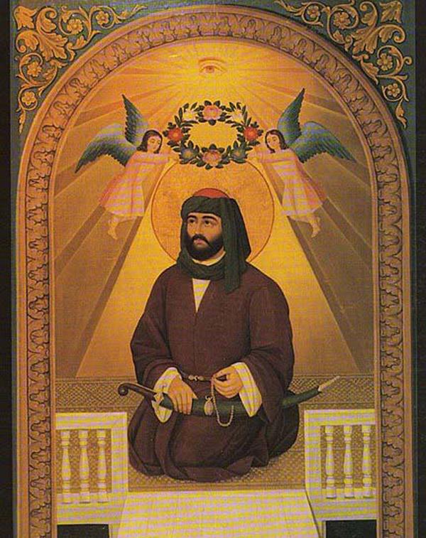 Али ибн Аби Талиб (ок. 19 века).