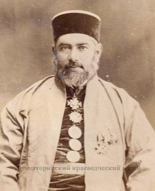 Панпулов С.М. Конец XIX века.