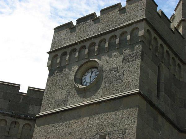 башенные часы-воронцовский