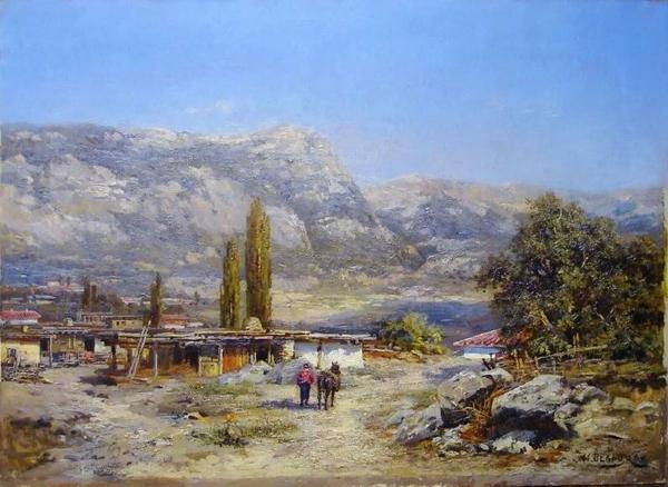 вельц-крымская деревня