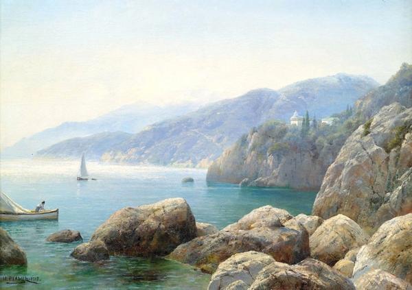 вельц-крымский берег