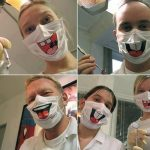 Из истории медицинских масок