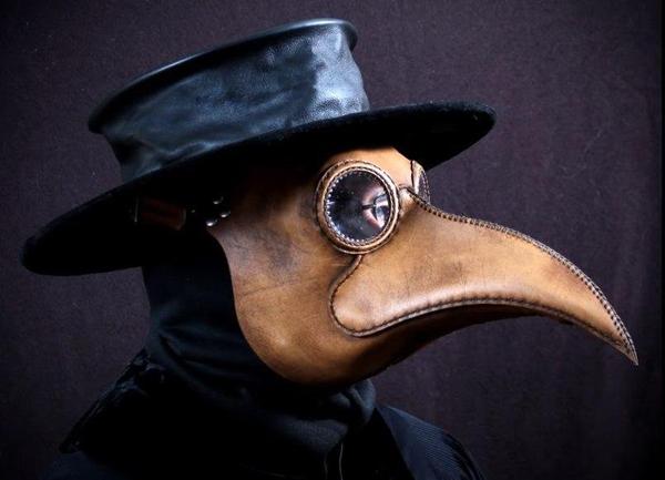 маска-клюв