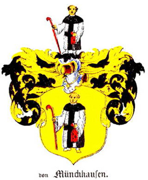Герб рода Мюнхгаузенов