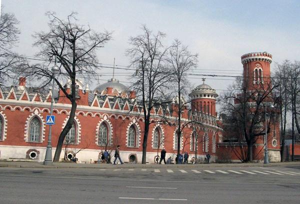 Петровский путевой дворец6