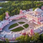 Петровский путевой дворец в Москве