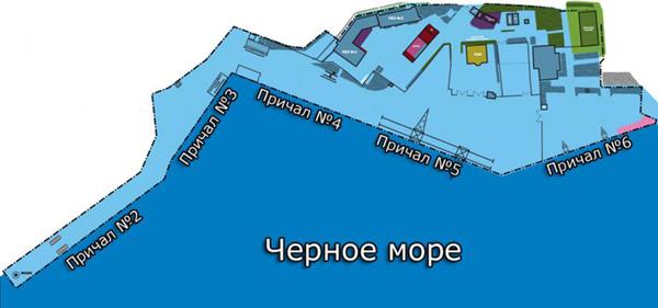 схема-морпорта