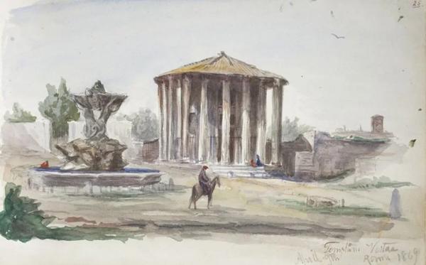 Гестия-Веста-храм Hestia6