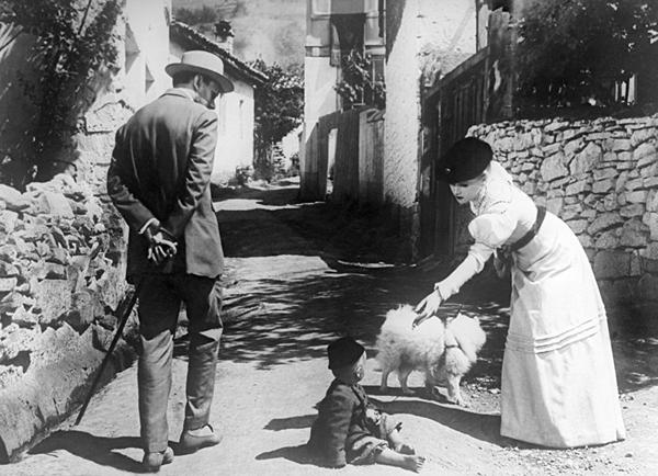 Дама с собачкой фильм 1960