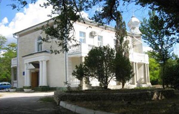 НИИ курорта - Голубова