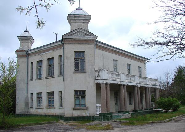 До 1917 года Особняк К.И.Серафимовича