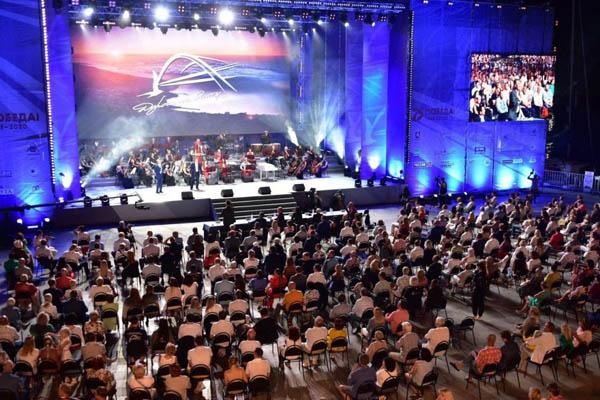 Финал фестиваля дорога на Ялту 2020