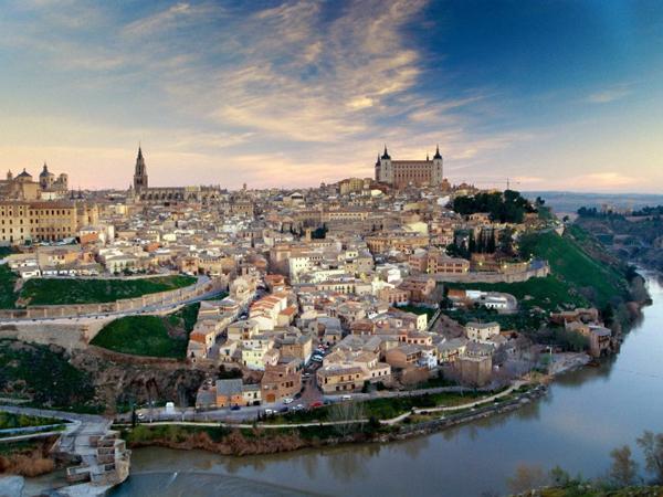 испания-город