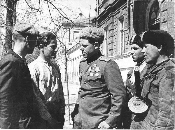 13.04.1944 Освобождение Евпатории