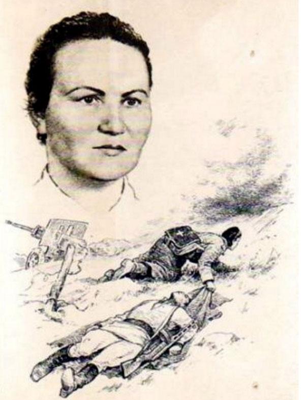 Мария Карповна -Байда