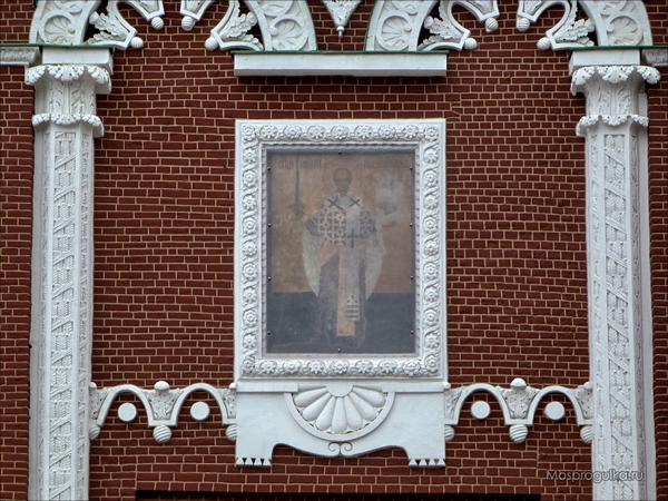 Никола Можайский на Никольской башне