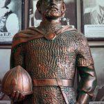 Новые памятники в музее Мировой скульптуры