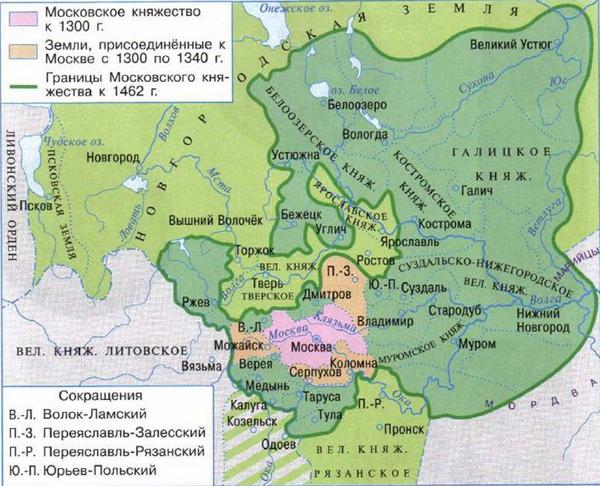 великое московское княжество