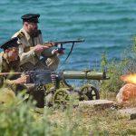 Реконструкция событий освобождения Севастополя
