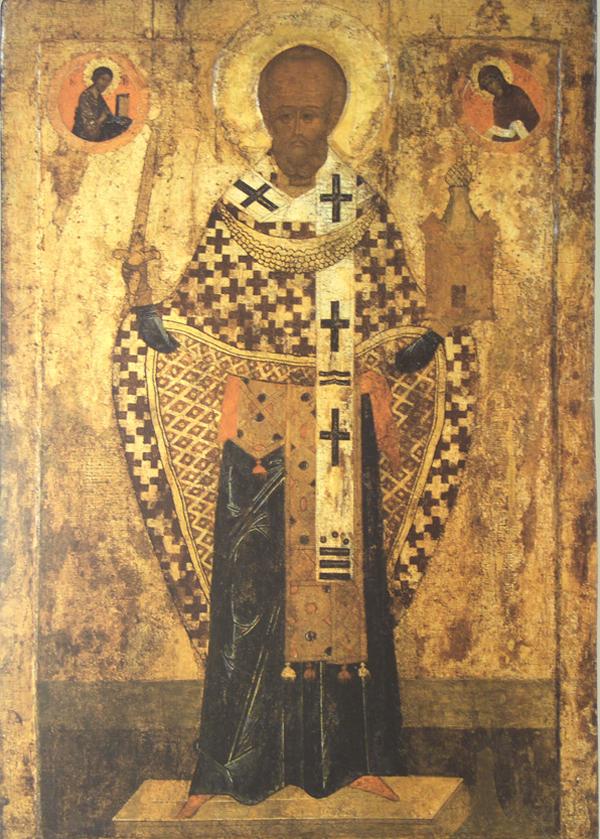св.Никола Можайский икона