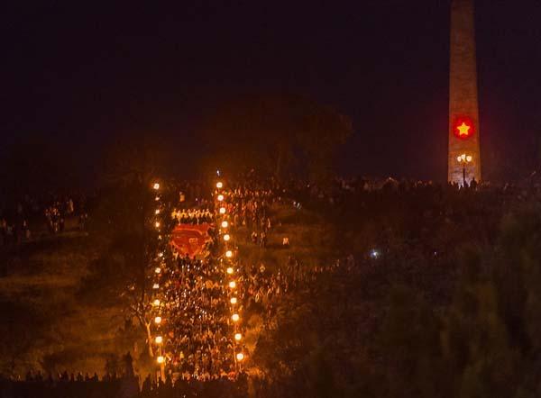 факельное шествие керчь