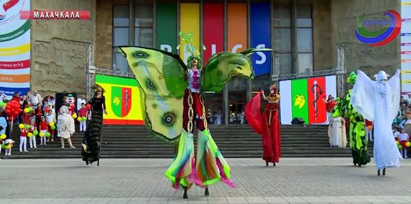 БРИКС фестиваль кукол Дагестан-