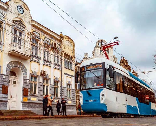 трамв