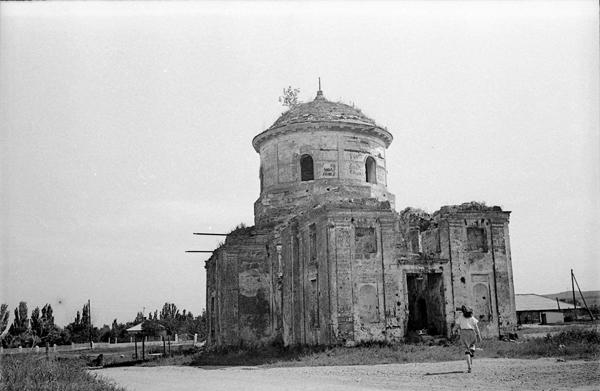храм в насыпке