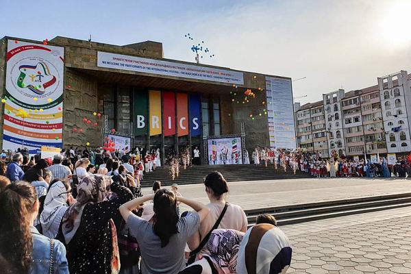 26 мая - Церемония торжественного откр