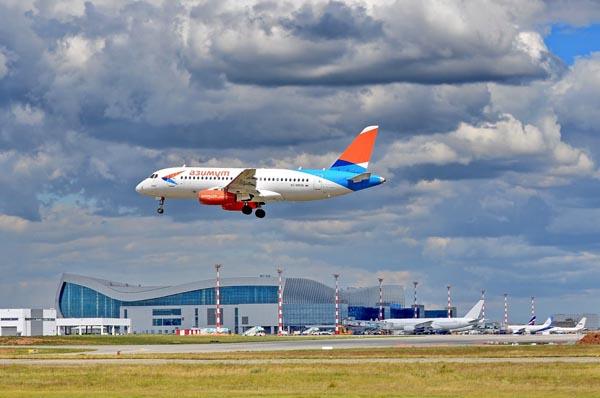 аэропорт-самолёт--