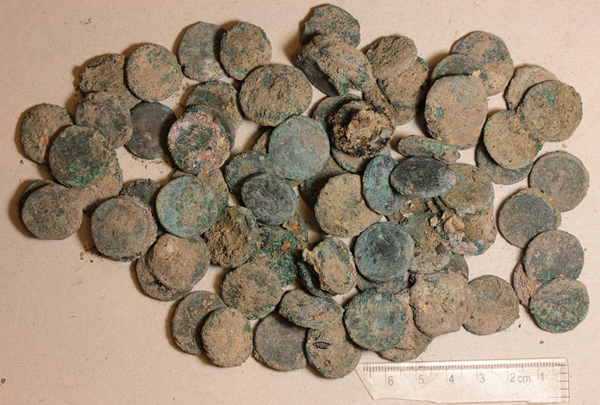 монеты- 4 века