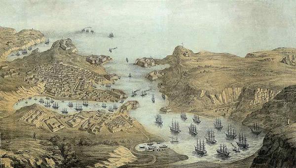 Севастополь Ахтиар 1784 года