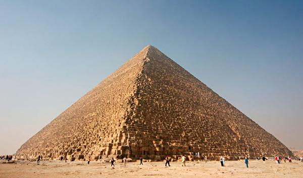 2. Пирамида Хеопса