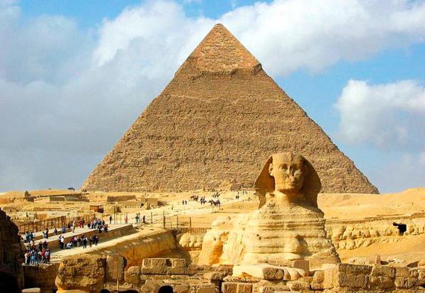 3. Пирамида Хефрена