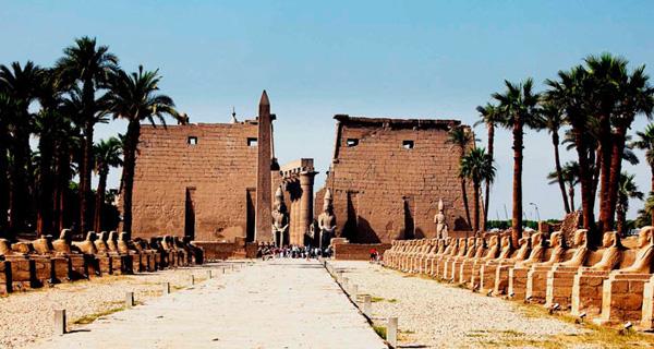 8.Луксорский храм