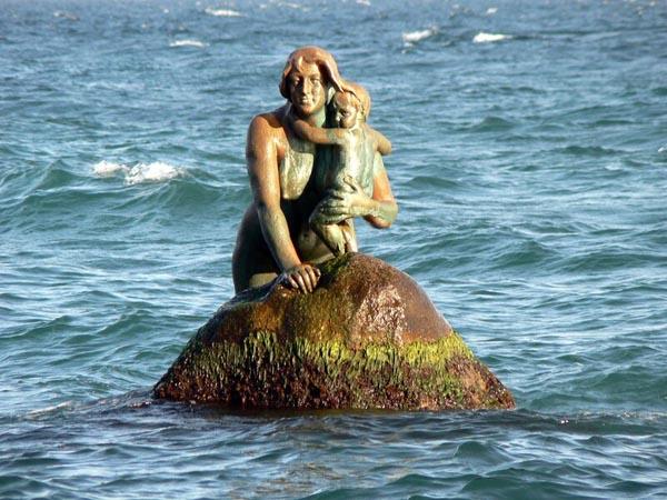 мисхор - русалка