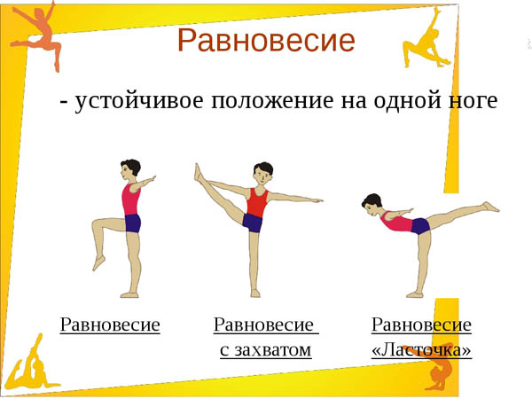равновесие-на одной ноге