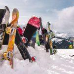 Преимущества проката горнолыжного снаряжения