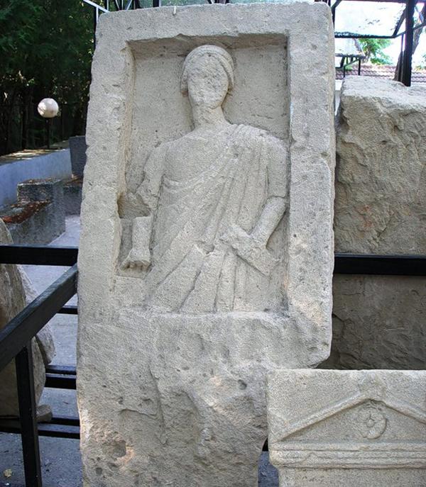 Горгиппия Анапа склеп Геракла-