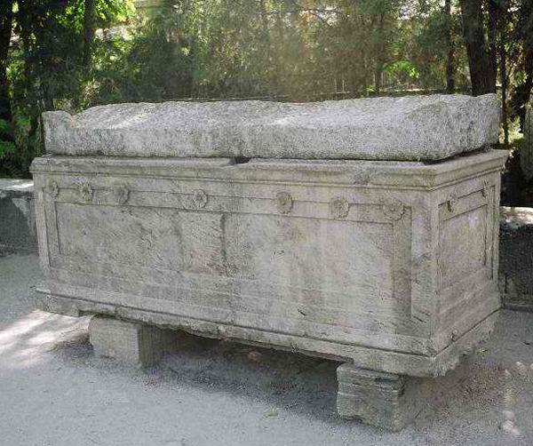 Горгиппия саркофаг