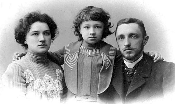 Иван Сергеевич Шмелев семья