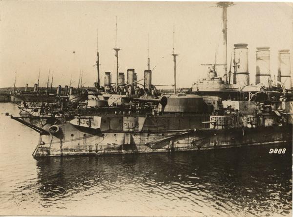 Севастополь 1918
