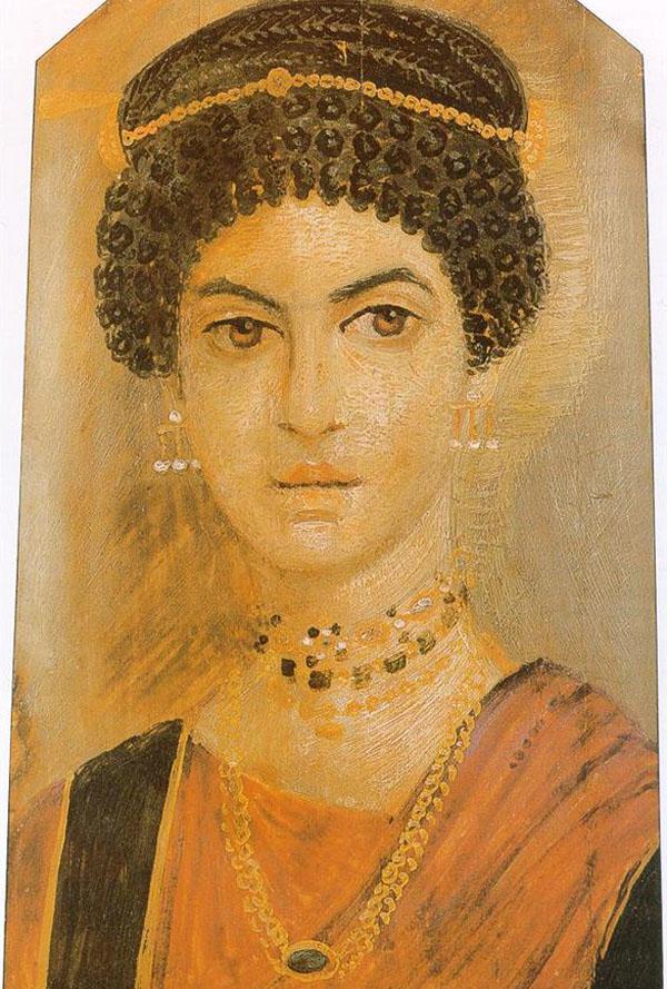 Фаюмский портрет женщин