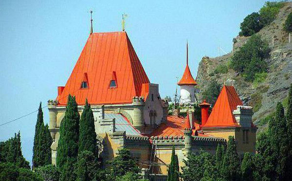 дворцу княгини Гагариной