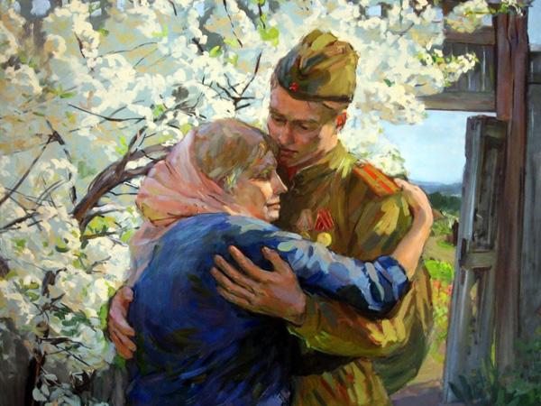 май 1945 Таутиев Владимир