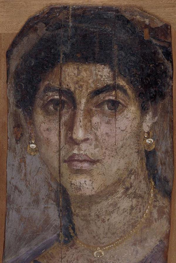 фаюмский портрет 2